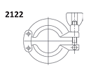 Соединение Кламп из нержавеющей стали AISI 304. Купить